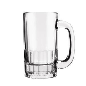 Beer Mug 12 oz - Home Of Coffee