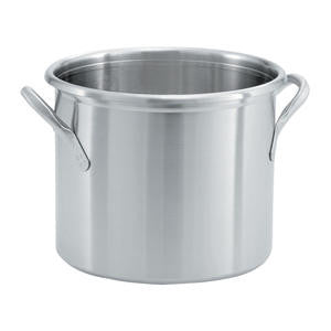 Tri-Ply Stock Pot 38.5 qt - Home Of Coffee
