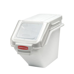 Storage Bin White 100 Cup - Home Of Coffee