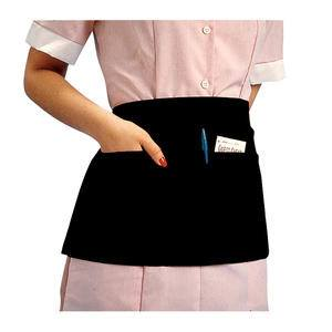 3-Pocket Waist Apron Black - Home Of Coffee