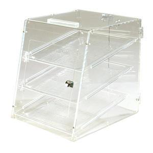 3-Tray Case Pass Through Clear - Home Of Coffee