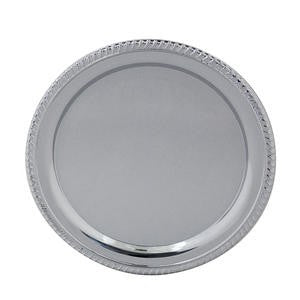 "Affordable Elegance™ Tray Round 10"" - Home Of Coffee"