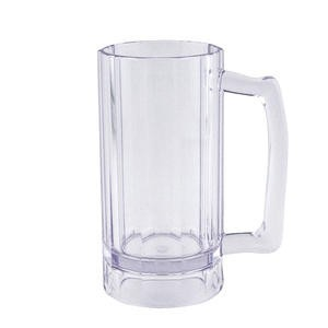 Aliso® Mug Beer Clear 16 oz - Home Of Coffee