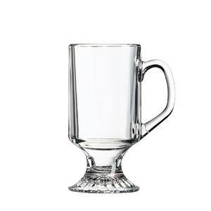 Arcoroc® Irish Coffee Mug Footed 10 oz - Home Of Coffee