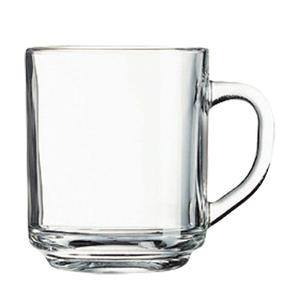 Arcoroc® Mug Clear 8.5 oz - Home Of Coffee