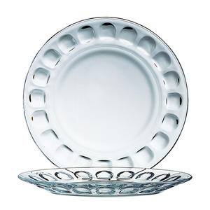 "Arcoroc® Roc Dinner Plate  9 1/8"" - Home Of Coffee"