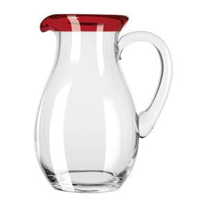 Aruba Pitcher Red 56 oz - Home Of Coffee