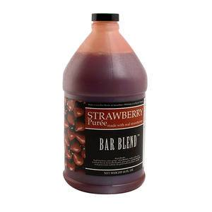 Bar Blend™ Strawberry Puree - Home Of Coffee
