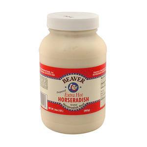 Beaver Extra Hot Horseradish - Home Of Coffee