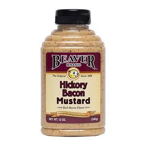 Beaver Hickory Bacon Mustard - Home Of Coffee