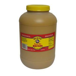 Beaver Sweet Honey Mustard - Home Of Coffee