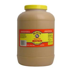 Beaver Sweet Hot Mustard - Home Of Coffee