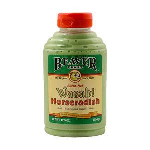 Beaver Wasabi Horseradish - Home Of Coffee