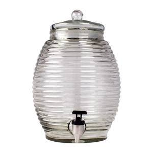 Beehive Dispenser w/Lid 2.9 gal - Home Of Coffee