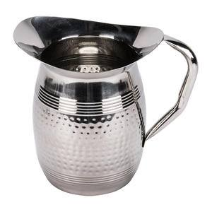 Bell Water Pitcher Hammered 68 oz - Home Of Coffee