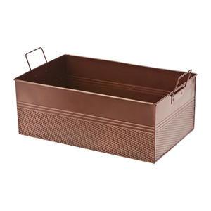 Beverage Tub Full Size Hammered Copper - Home Of Coffee