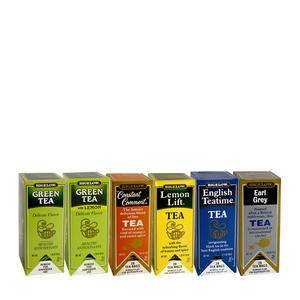 Bigelow® 6 Flavor Assorted Teas - Home Of Coffee