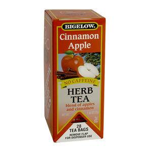 Bigelow® Cinnamon Apple Herb Tea - Home Of Coffee