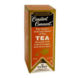 Bigelow® Constant Comment® Tea - Home Of Coffee