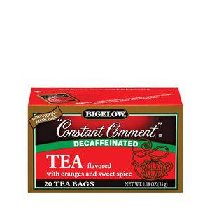 Bigelow® Constant Comment® Tea Decaffeinated - Home Of Coffee