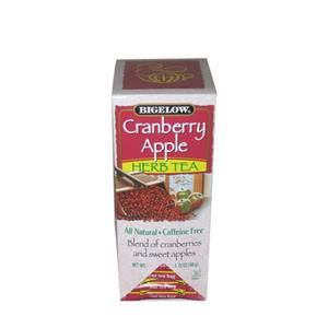 Bigelow® Cranberry Apple Herb Tea - Home Of Coffee