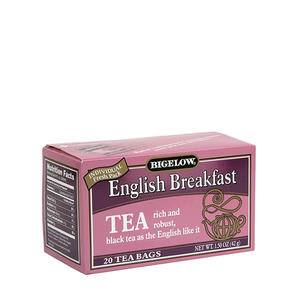 Bigelow® English Breakfast Tea - Home Of Coffee