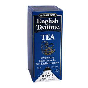 Bigelow® English Teatime® Tea - Home Of Coffee
