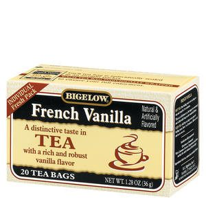 Bigelow® French Vanilla Tea - Home Of Coffee
