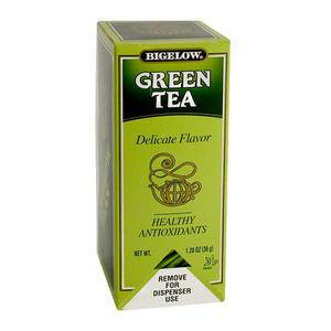 Bigelow® Green Tea - Home Of Coffee