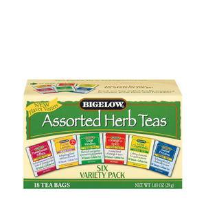 Bigelow® Herbal Assortment Tea Decaffeinated - Home Of Coffee