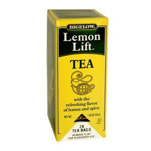 Bigelow® Lemon Lift® Tea - Home Of Coffee