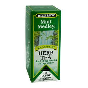 Bigelow® Mint Medley® Herb Tea - Home Of Coffee