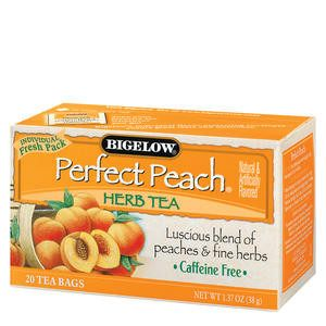 Bigelow® Perfect Peach® Tea - Home Of Coffee