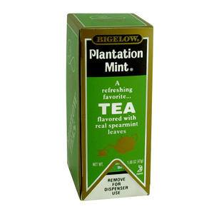 Bigelow® Plantation Mint® Tea - Home Of Coffee