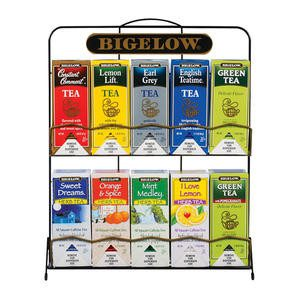 Bigelow® Rack Display - Home Of Coffee