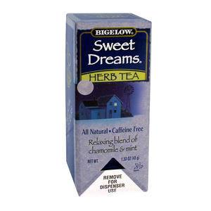 Bigelow® Sweet Dreams® Herb Tea - Home Of Coffee