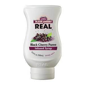 Black Cherry Reál® Infused Syrup - Home Of Coffee