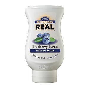 Blueberry Reál® Infused Syrup - Home Of Coffee