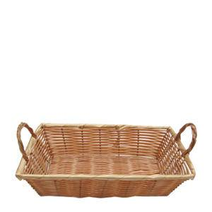 "Bread Basket 12"" x 8"" x 3"" - Home Of Coffee"