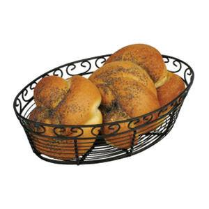 "Bread/Fruit Basket Oval 10"" x 6 1/2"" - Home Of Coffee"