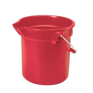 BRUTE® Bucket Red 14 qt - Home Of Coffee