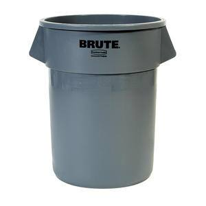 BRUTE® Container  Grey 55 gal - Home Of Coffee