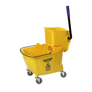 Bucket/Wringer Combo 26 qt - Home Of Coffee