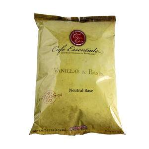 Cafe Essentials® Neutral Base 25# - Home Of Coffee