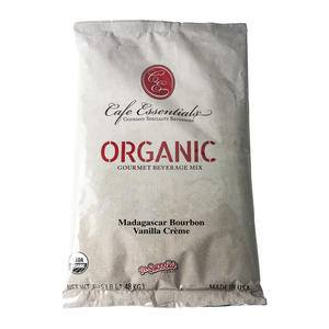 Cafe Essentials® Organic Madagascar Vanilla Crème - Home Of Coffee