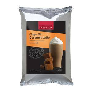 Cappuccine Caramel Latte - Home Of Coffee