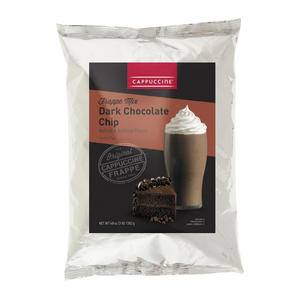 Cappuccine Dark Chocolate Chip - Home Of Coffee