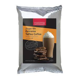Cappuccine Extreme Toffee Coffee - Home Of Coffee