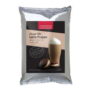 Cappuccine Latte Frappe - Home Of Coffee