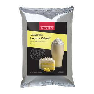 Cappuccine Lemon Velvet - Home Of Coffee